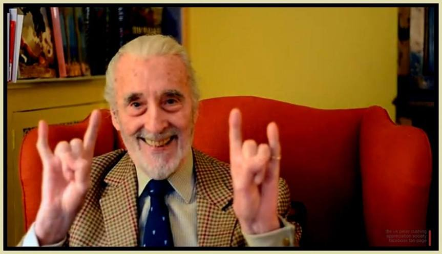 Why, yes! You may indeed keep on rocking at 92 years young!